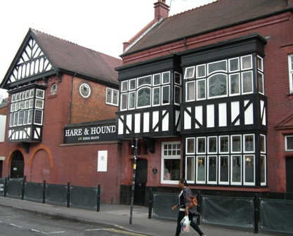 Ladies of the Blues, Hare & Hounds Kings Heath Birmingham