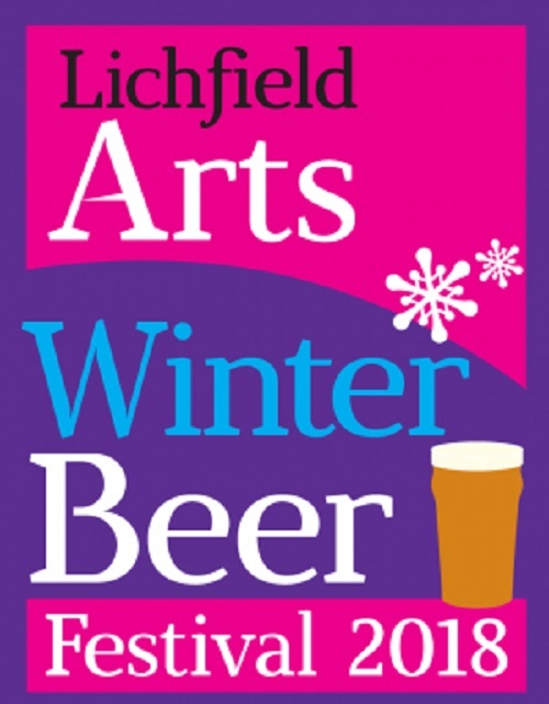 Lichfield, winter, beer festival, craft beer, ales, guildhall