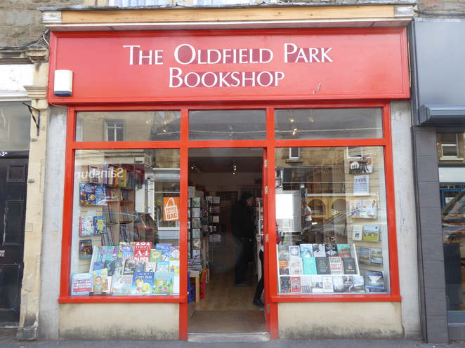 Oldfield Park Bookshop