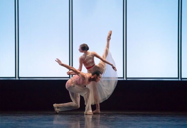 Polarity and proximity, Birmingham Royal Ballet