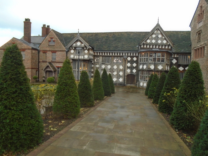Salford, Manchester, Ordsall Hall, Histroy, Tudor mansion, ghosts, , The White Lady, Most Haunted