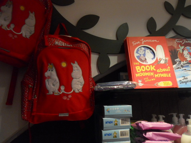 the moomin shop, covent garden
