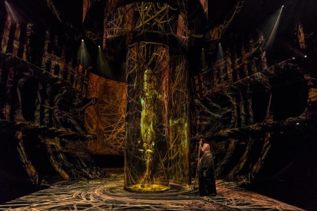 The Tempest, RSC, Royal Shakespeare Theatre, Barbican, Simon Russell Beale, Gregory Doran, 2016