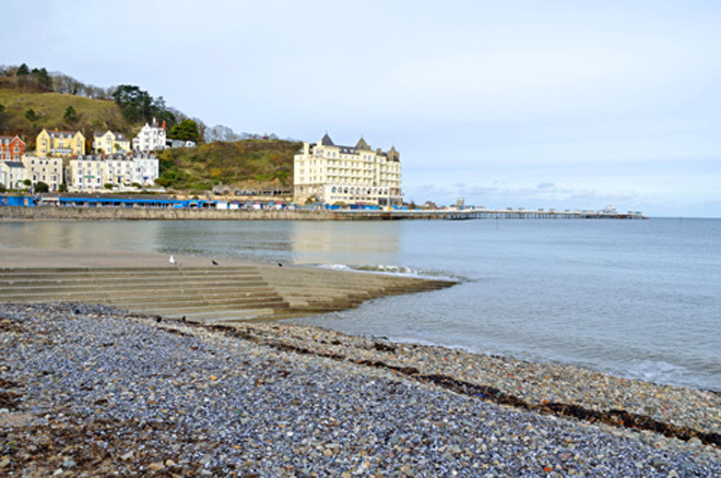 United Kingdom UK Wales North Wales County Conwy Llandudno Liverpool Resort Resorts Seaside Coastal Creuddyn Peninsula