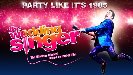 Wedding singer, new Alexandra theatre Birmingham,