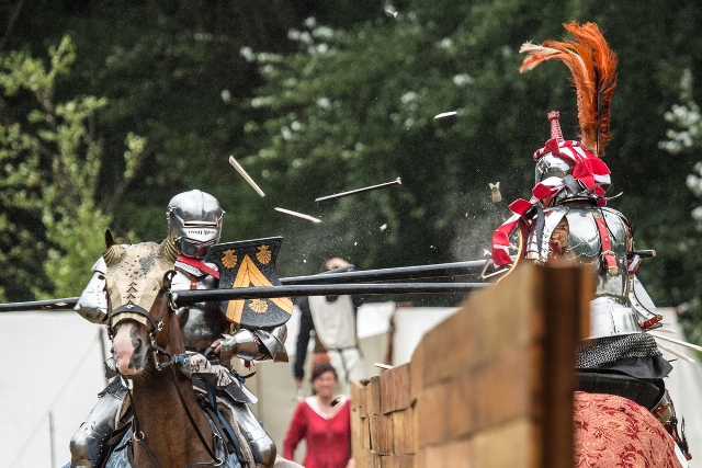 Arundel Castle, West Sussex, day trip from London, jousting festival