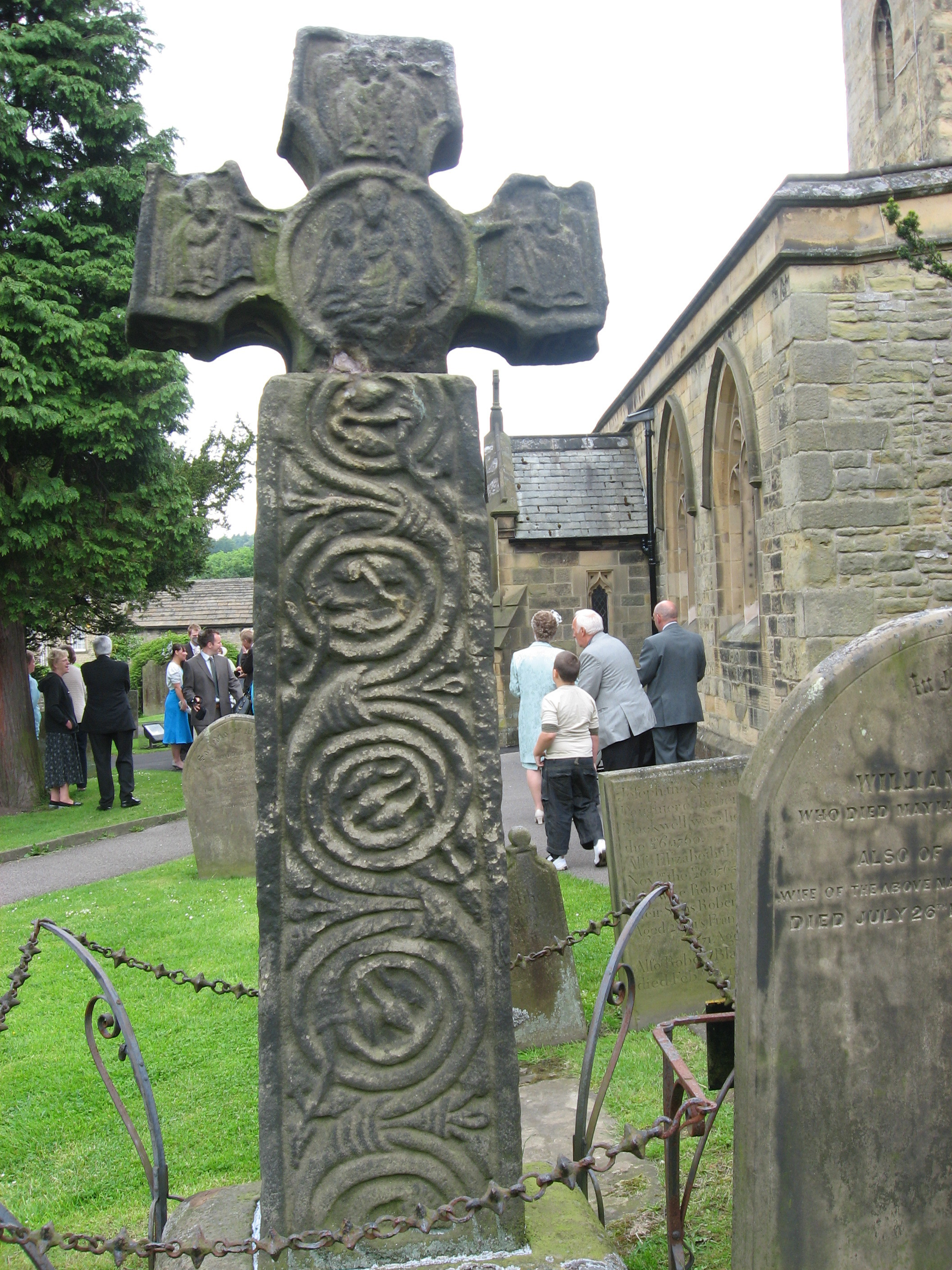 Chatsworth House History: A Walk From Chatsworth House To Eyam Churchyard