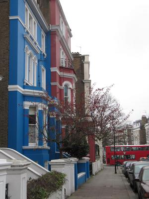 london surprise notting hill