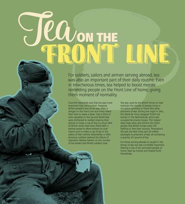 Tea for ll, National Memorial Arboretum