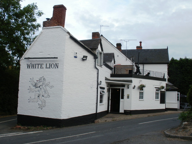 The White Lion, Harlaston, pub, Mease Valley, Tamworth