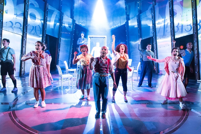 tommy, birmingham rep, ramps on the moon, the who, rock musical