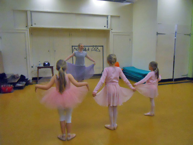 ballet, south mitcham community centre, smca, italia conti