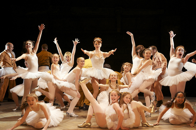 billy elliot, the musical, live, odeon,