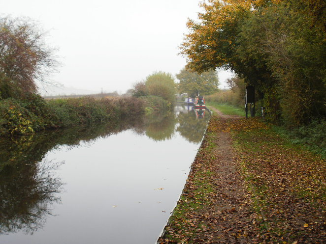 Branston Water Park, Trent and Mersey Canal