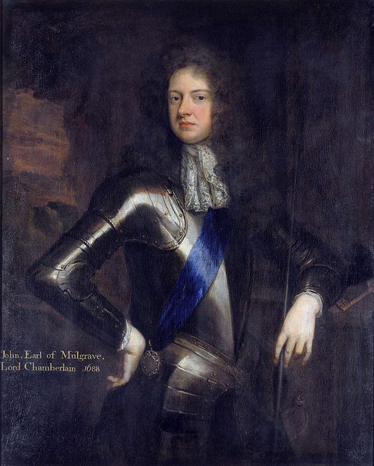 duke of buckingham, john sheffield