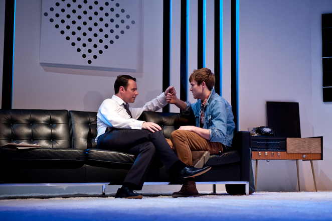 epstein the play, the man who made the beatles, leicester square theatre