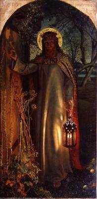 Holman Hunt: The Light of the World