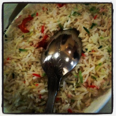 Indian Rice @ Muhib Indian (Photo instagram @neelsmcgee)