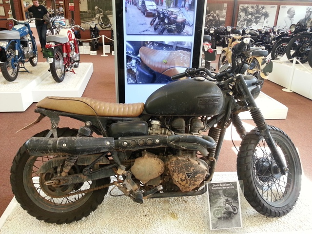 National Motorbike Museum, Solihull, Birmingham, top motor museums in the world, weekend Notes