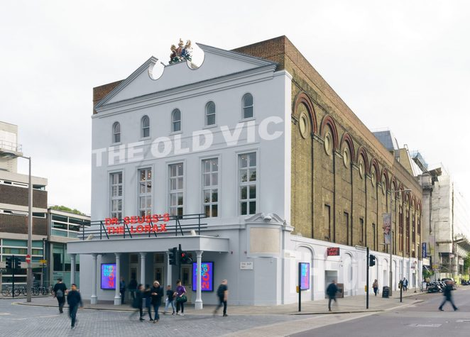 old Vic theatre 200th anniversary london