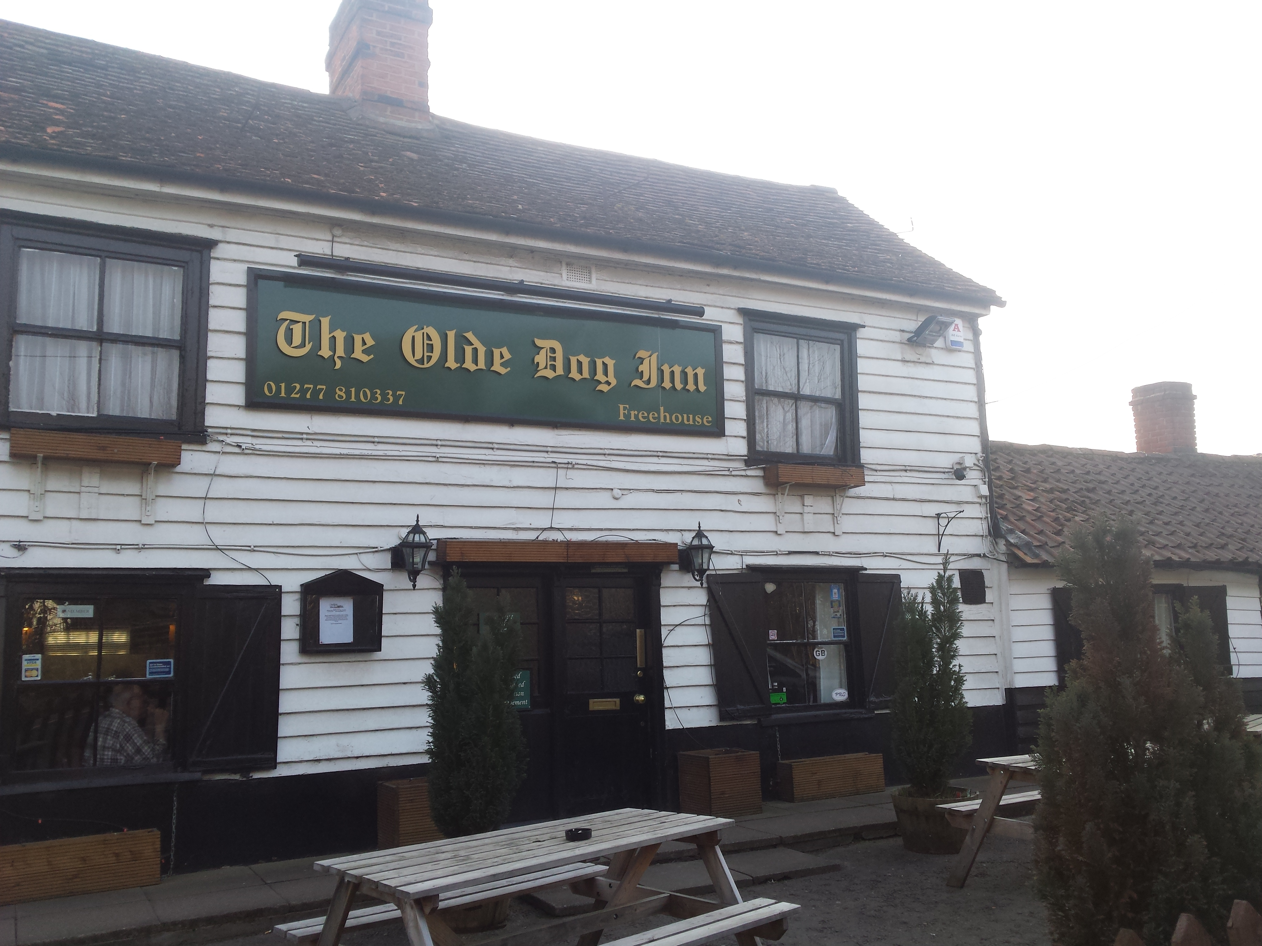 Here's some south essex pubs with a countryside charm