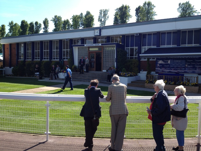 Royal Windsor Racecourse Winners Enclosure