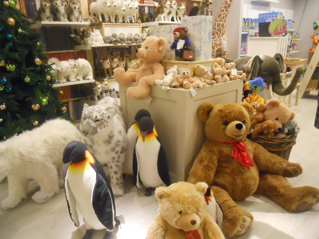 selfridges, christmas emporium, destination christmas, toys