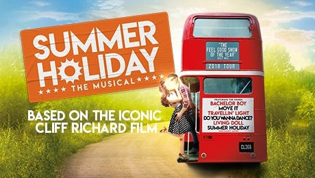 Summer Holiday The Musical, tour, Birmingham
