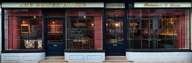 The bower house, Shipston on stour , restaurant review, weekend notes