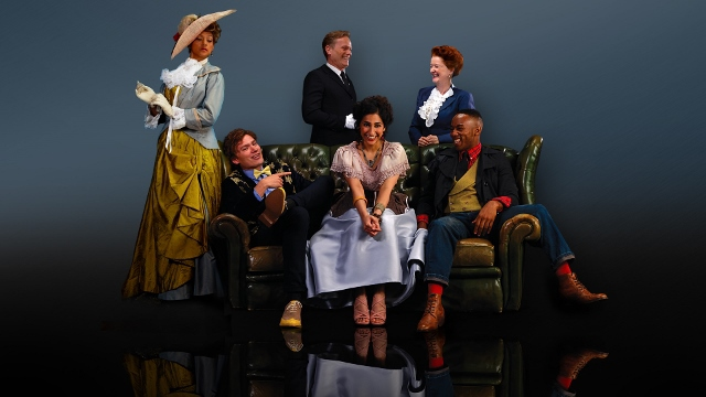 The Importance of Being Earnest, Oscar Wilde, Birmingham Rep