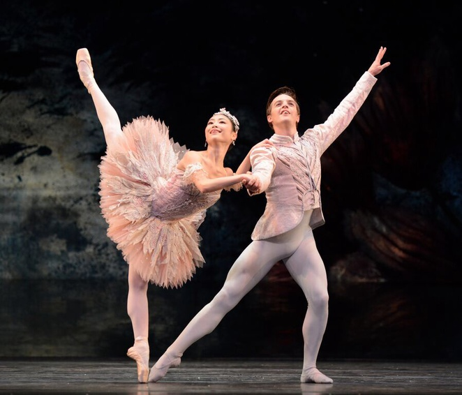 *Birmingham Royal Ballet: 25 Years of Costume *runs at House of Fraser Birmingham
