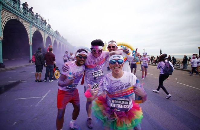 color run uk
