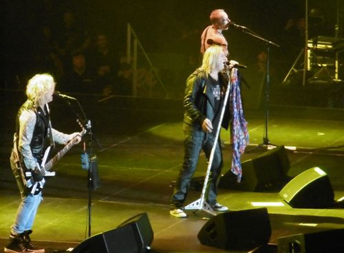 Def Leppard, Whitesnake, Joe Elliott, David Coverdale, Genting Arena Birmingham, Review, Setlist