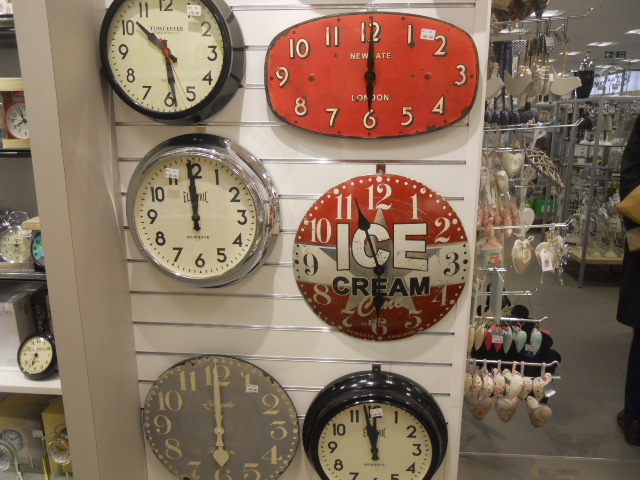 elys, cook & dine relaunch, gifts, accessories, clocks