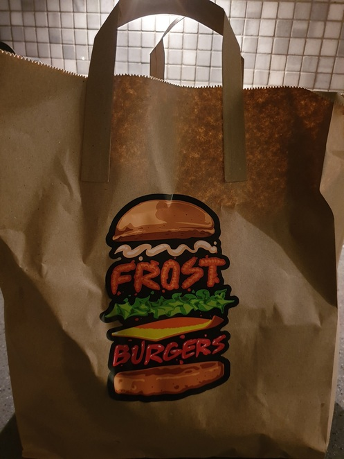 frost burger take away