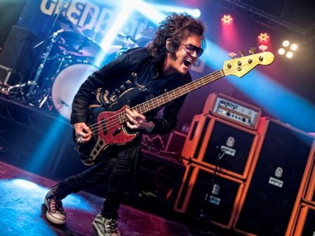 Glenn Hughes, Resonate, Wulfrun Hall Wolverhampton, Leamington Spa Assembly, Deep Purple, Trapeze, Black Country Communion