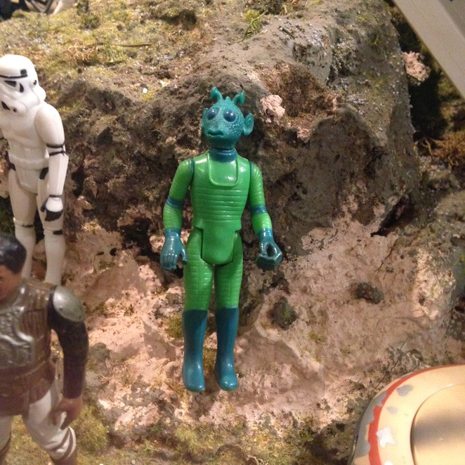 greedo, star wars, toy museum, mount fitchet