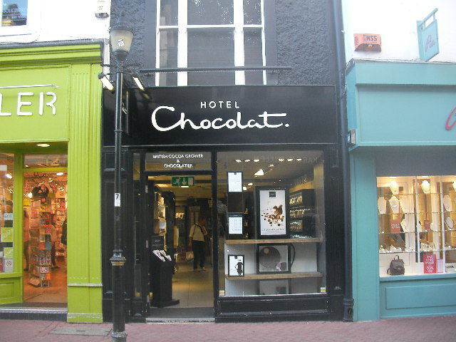 top 3 chocolate shops in london london. Black Bedroom Furniture Sets. Home Design Ideas