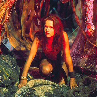 Louise Jameson, Leela, Doctor Who