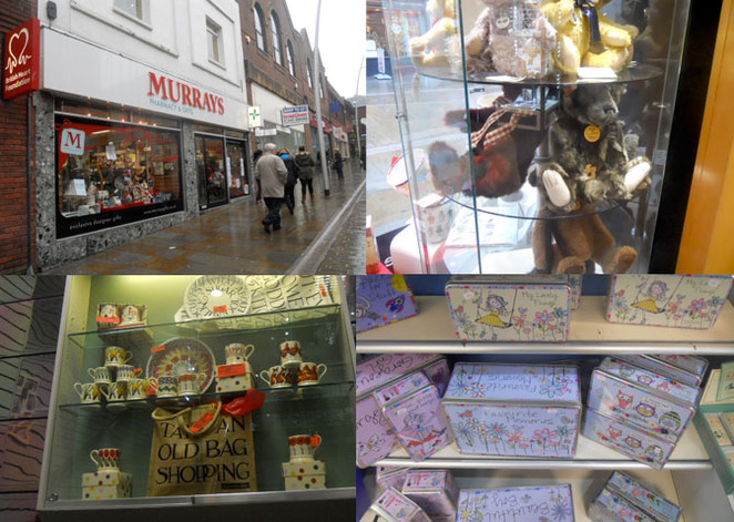 murrays pharmacy, gifts, teddy bears, barrow