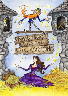 Rumpelstiltskin, Theatre, Kids, Children, Puppets, Music, Storytelling, Oxford, Summertown, Theatre