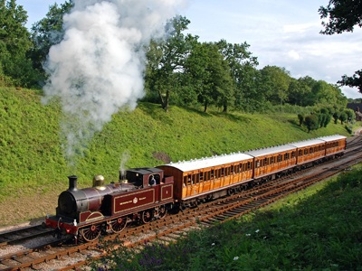 Steam and Heritage Train Outings