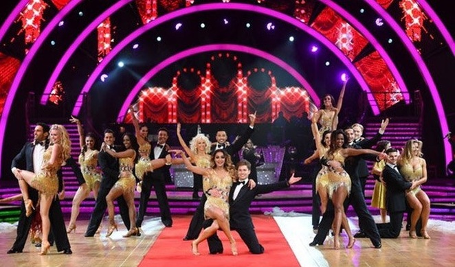 Strictly come dancing live, review, tour,