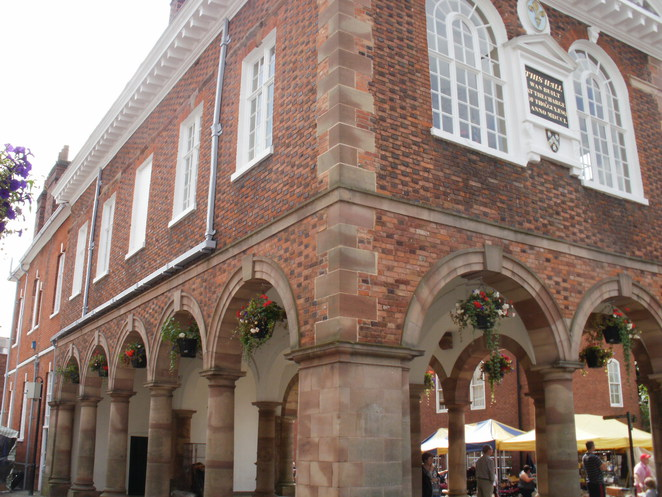 Tamworth Town Hall, Tales of Tamworth