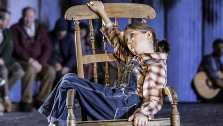 To Kill A Mockingbird, New Alexandra Theatre, Uk Tour