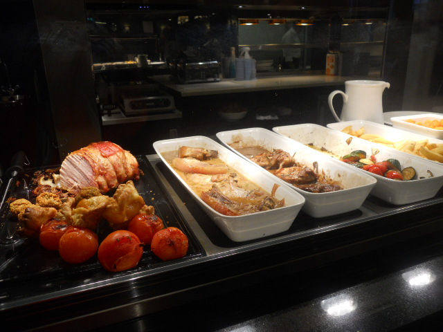 elys, cook & dine relaunch, cafe, roast lunch