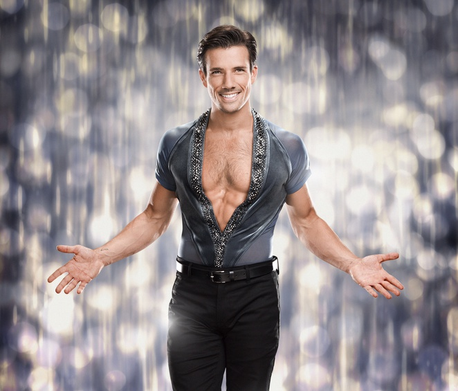 Strictly come dancing the live tour, Danny Mac