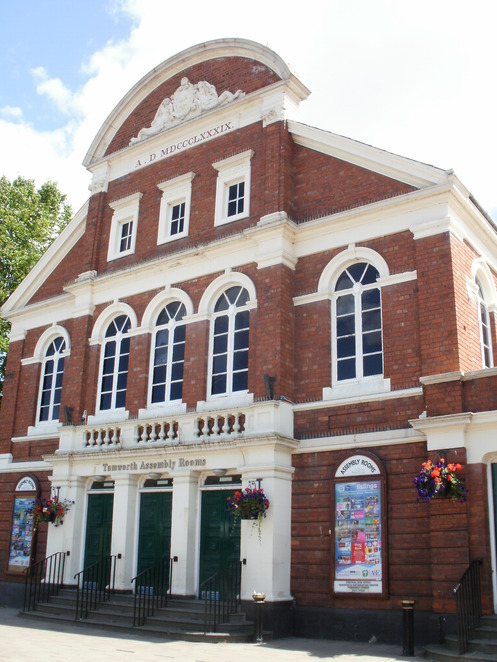 Tamworth Assembly Rooms, Oktoberfest, Tamworth Beer Festival