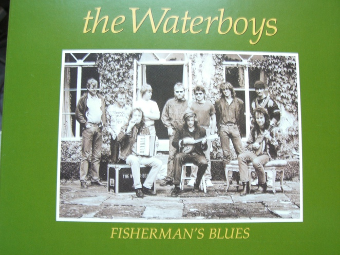 The Waterboys Mike Scott Fisherman's Blues
