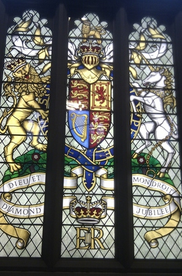 Westminster Palace, Diamond Jubilee Window
